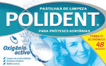 Pastilhas Polident Oxigénio Activo